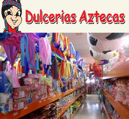 Dulcerias Aztecas: Todo pasa sus Fiestas!!!